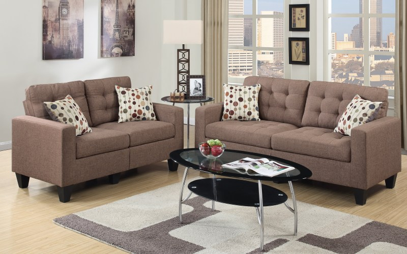 Callanan 2 Piece Living Room Set for 2 Pieces Living Room Set
