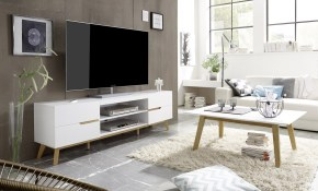 Details About Cervo Living Room Tv Stand For 55 Inch Flat Screen Tv Cabinets For Sale in Living Room TV Set