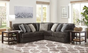 Emerson Sectional Lsf Loveseat Rsf Chaise Emersonsect throughout 13 Clever Ideas How to Makeover Conns Living Room Sets