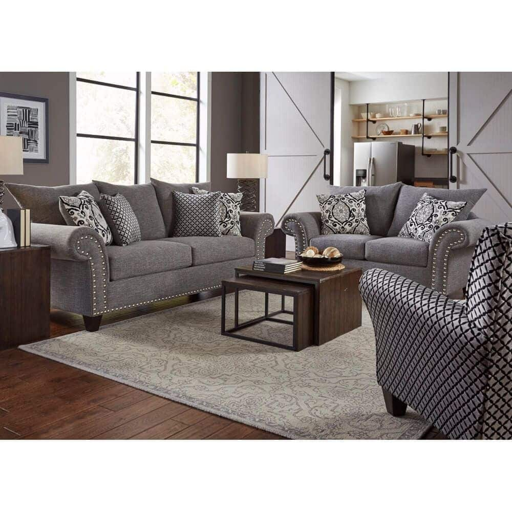 Full Room Sets Complete Furniture Whole Set Marvellous throughout Full Living Room Sets