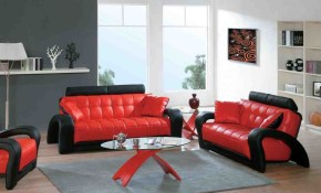 Glamorous Red And Black Living Room Sets Furniture Walls inside Black And Red Living Room Set