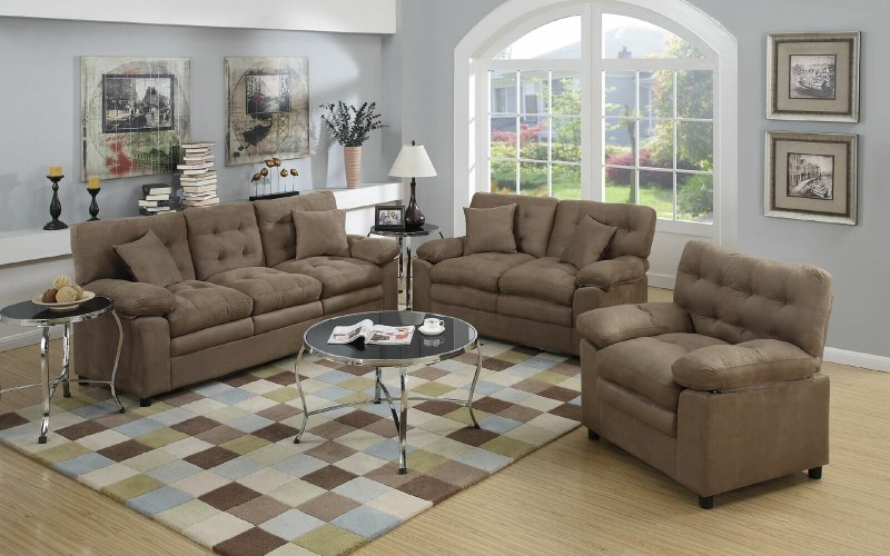 Hayleigh 3 Piece Living Room Set with regard to Living Room Set 3 Piece