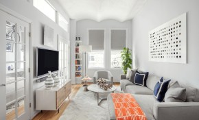 How To Decorate A Small Living Room In 17 Ways inside 13 Genius Ways How to Upgrade Apartment Living Room Setup