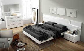 Made In Spain Quality Modern Contemporary Bedroom Designs With Extra Storage pertaining to Modern Bedroom Storage