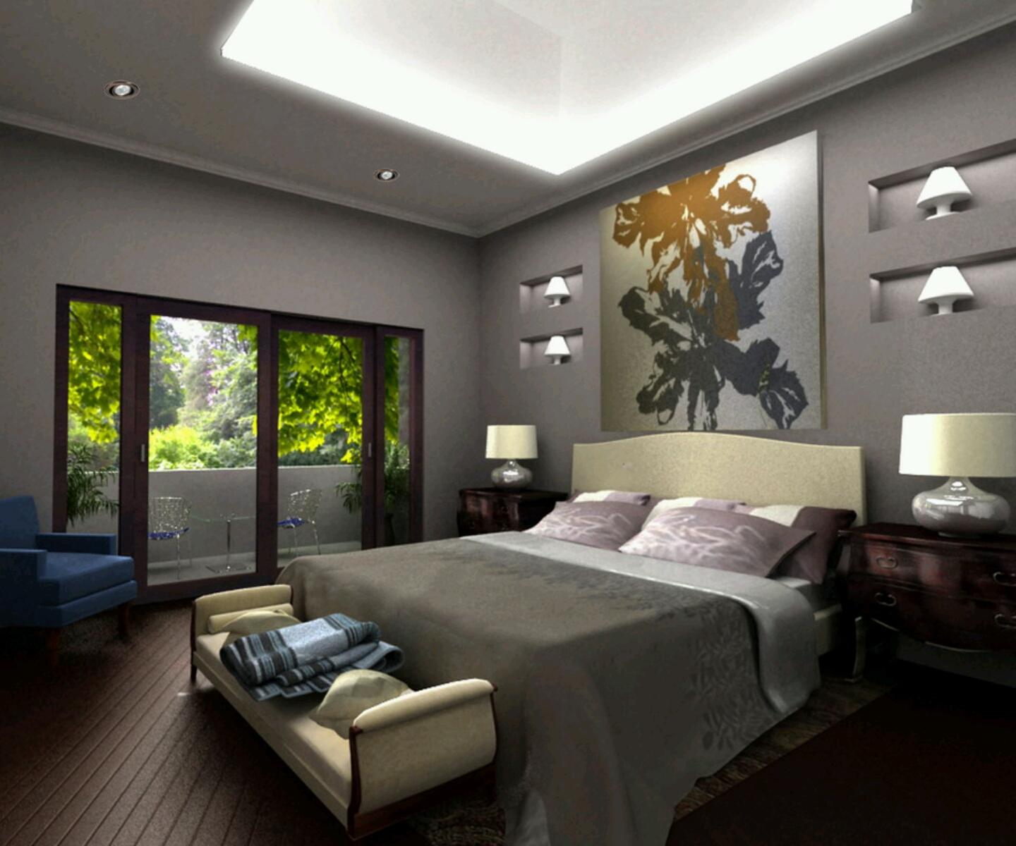 Modern Bed Designs Beautiful Bedrooms Designs Ideas regarding 15 Some of the Coolest Designs of How to Improve Beautiful Modern Bedrooms