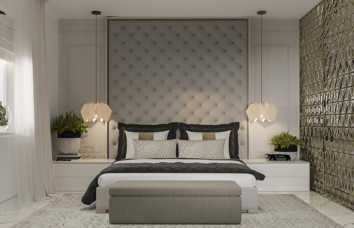 Modern Bedrooms Interior Design Al Qassim Saudi Arabia Cas throughout 14 Some of the Coolest Tricks of How to Craft Modern Bedrooms
