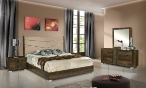 Modrest Athen Italian Modern Bedroom Set with regard to Italian Modern Bedroom Sets