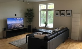 My Minimalist Living Room Setup In Cambridge Ma intended for How To Set Up A Living Room