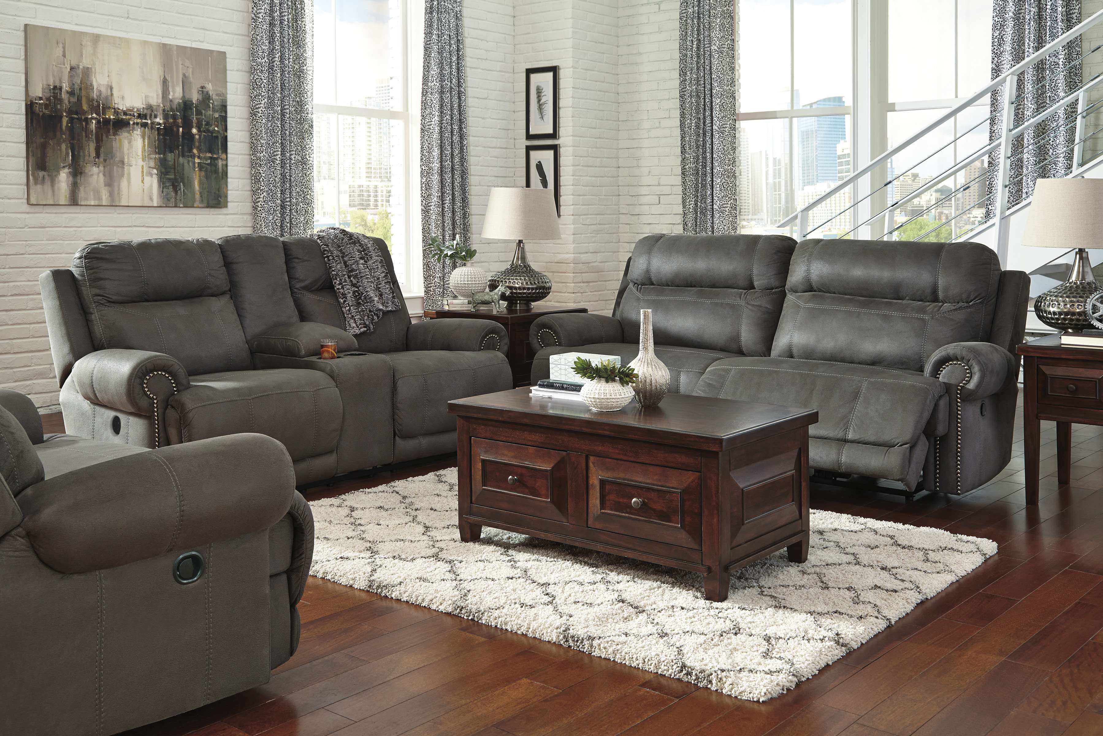 Signature Design Ashley 3840181 3840194 3840152 throughout 12 Genius Initiatives of How to Makeover Living Room 3 Piece Sets