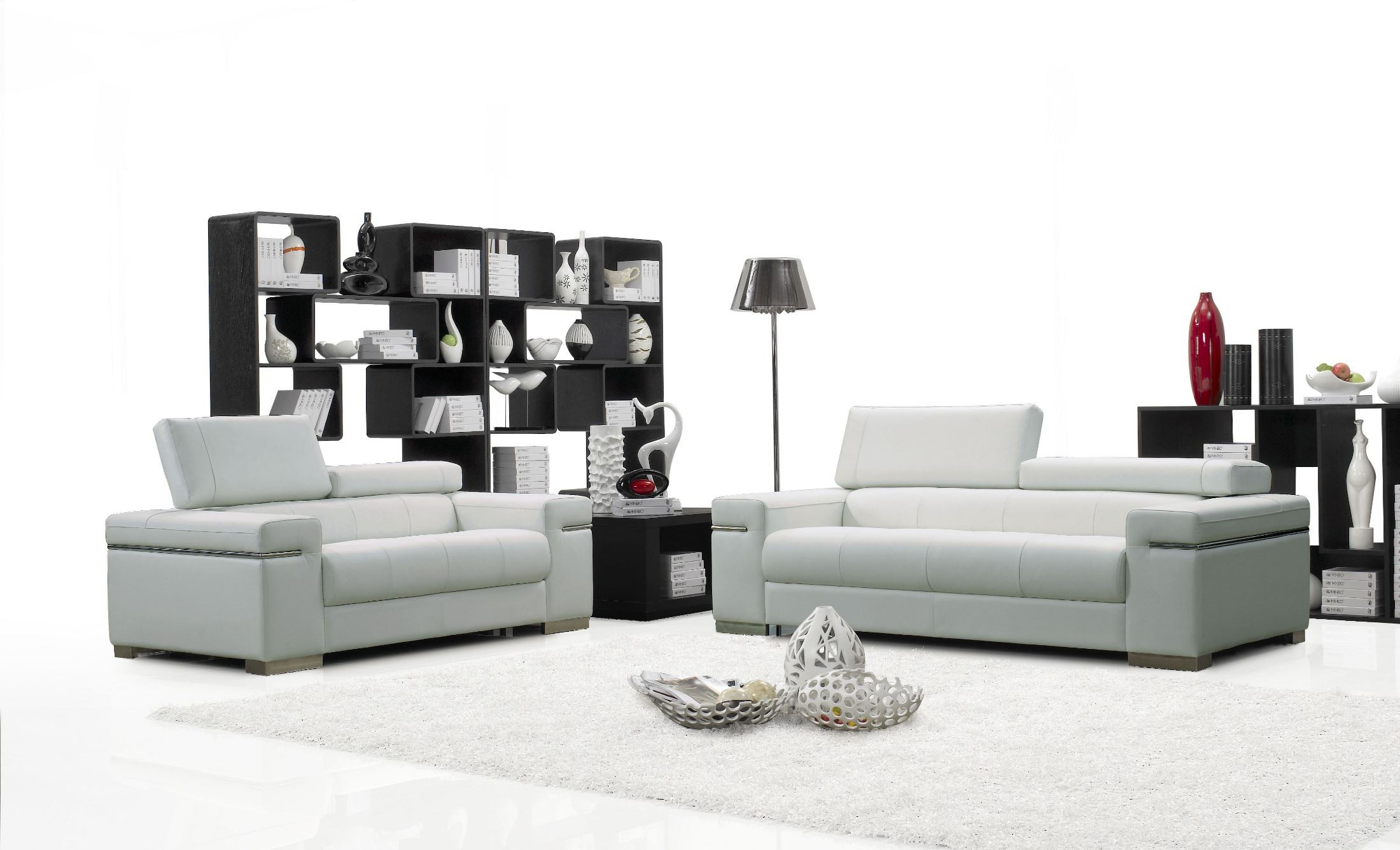 Soho White Leather Living Room Set inside 12 Clever Designs of How to Improve White Leather Living Room Sets
