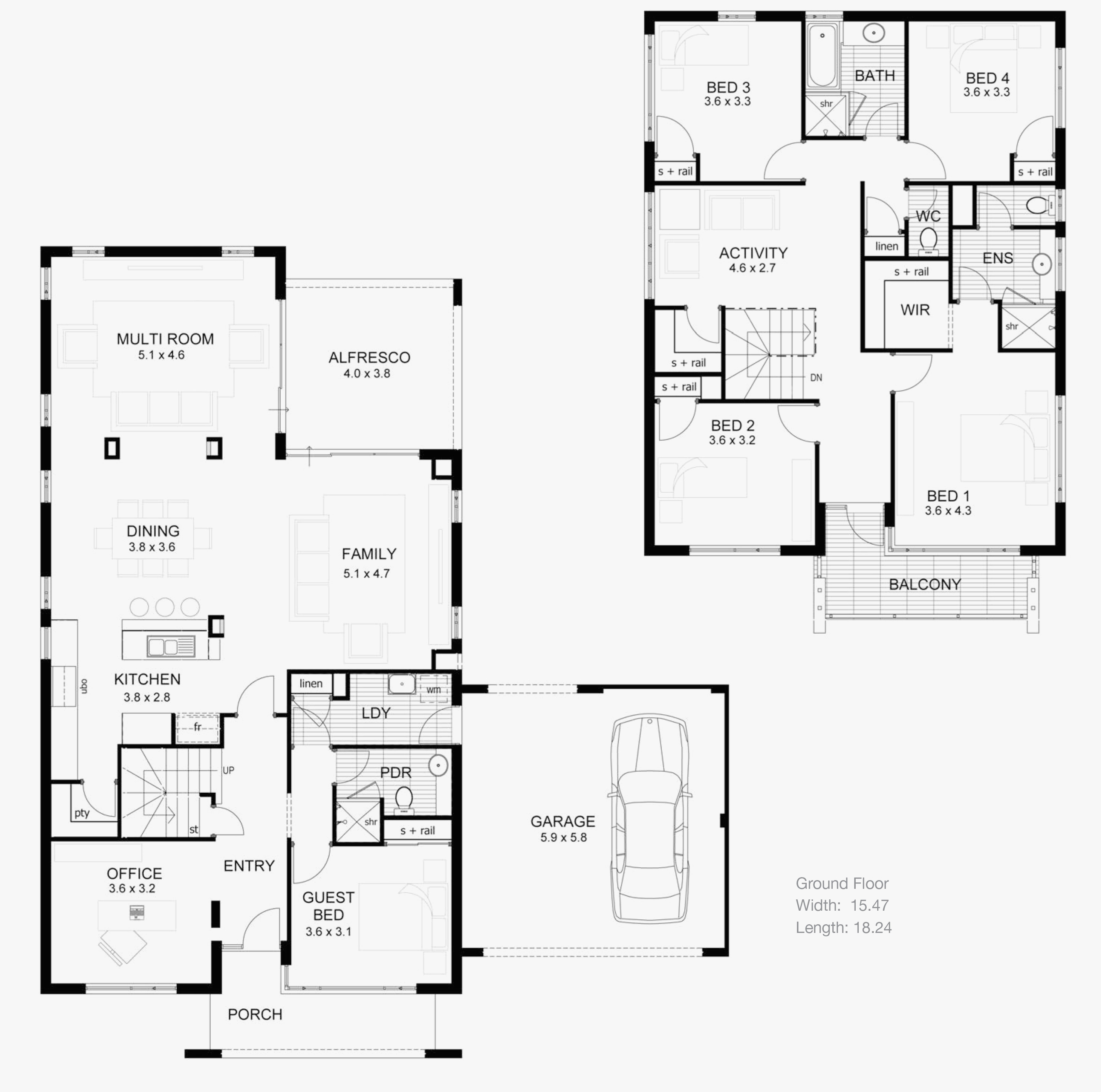 Two Story House Plans Luxury Modern 2 Bedroom House Plans for 11 Some of the Coolest Ideas How to Make Modern 2 Bedroom House Plans