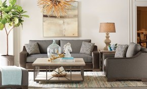 Art Brannon Tweed Leather 3 Piece Contemporary Living Room with 13 Awesome Initiatives of How to Upgrade Wooden Living Room Sets