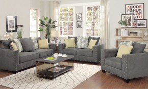 Five Distinctive Living Room Sets From Coaster Home regarding Modern Living Room Sets For Sale