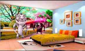 10 Charming Wallpaper Designs For Bedrooms For Kids 86 on Home Decoration Ideas by Wallpaper Designs For Bedrooms For Kids