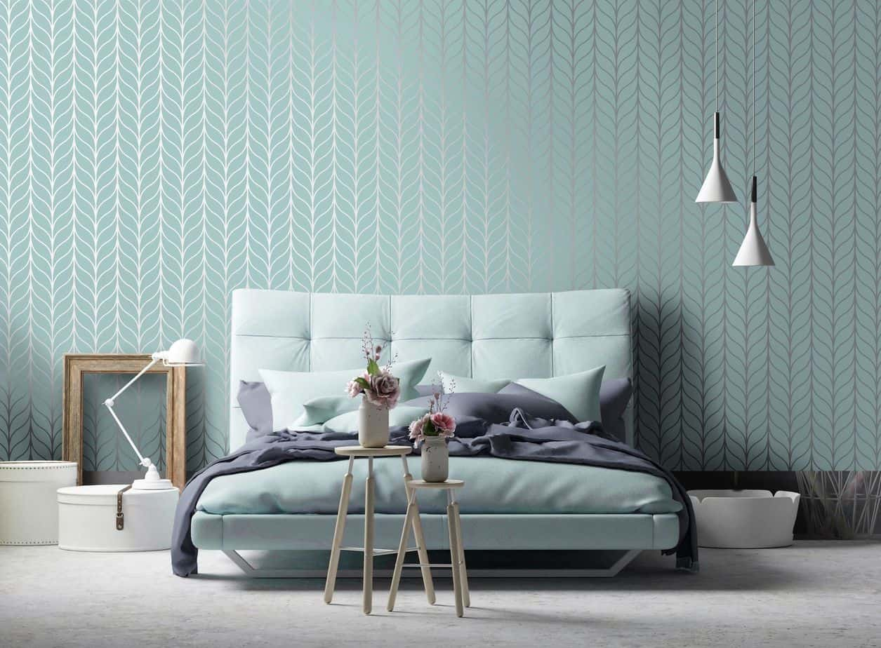 10 Cute Wallpaper Designs For Bedrooms 94 For Home Design Furniture Decorating for Wallpaper Designs For Bedrooms