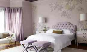 10 Cute Wallpaper Designs For Master Bedroom 97 For Your Interior Decor Home with Wallpaper Designs For Master Bedroom