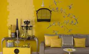 10 Excellent Yellow Bedroom Design Ideas 72 on Interior Decor Home by Yellow Bedroom Design Ideas