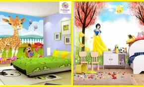 10 Recommended Wallpaper Designs For Bedrooms For Kids 79 In Home Decoration Ideas with Wallpaper Designs For Bedrooms For Kids