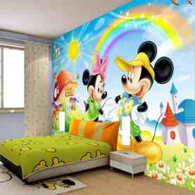 10 Recommended Wallpaper Designs For Bedrooms For Kids 87 For Your Home Decor Arrangement Ideas by Wallpaper Designs For Bedrooms For Kids