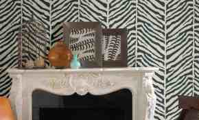 10 Recommended Zebra Print Wallpaper For Bedrooms Design 88 In Small Home Remodel Ideas by Zebra Print Wallpaper For Bedrooms Design