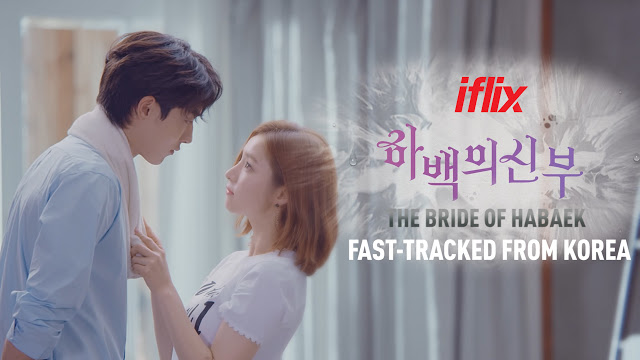 The Bride of Haebaek is now on iflix!