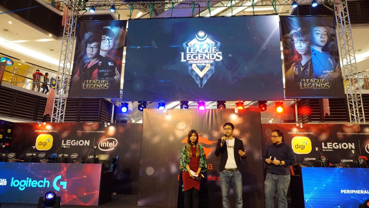 The Legends Circuit is no more; Now known as League Championship Malaysia