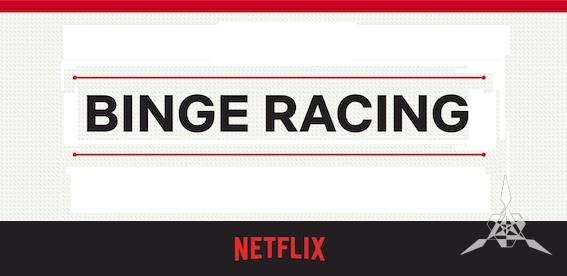 Malaysia, Number One for Binge Racing Series on Netflix because Kiasu