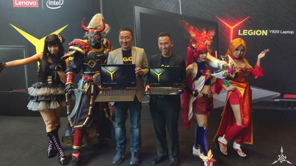 Lenovo unveils the Top-of-the-Line Legion Y920