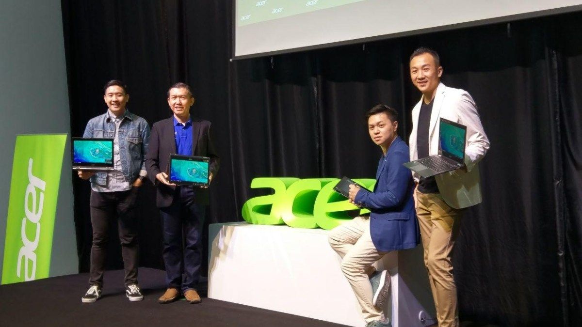 Acer announced their latest Product Line!