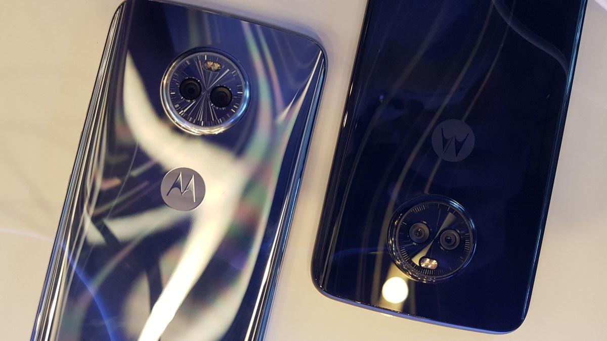 Motorola Strikes back with their new Moto G5S Plus and Moto X4