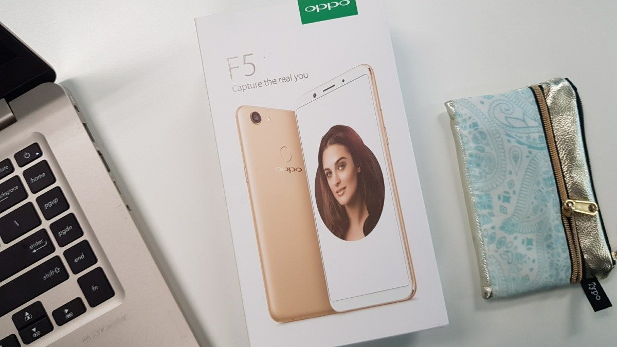 Celcom Now Offers Oppo F5; Free With First Platinum Plus