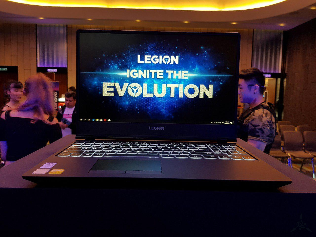 Lenovo Legion Family For 2018 Introduced In Malaysia