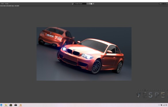 Blender BMW