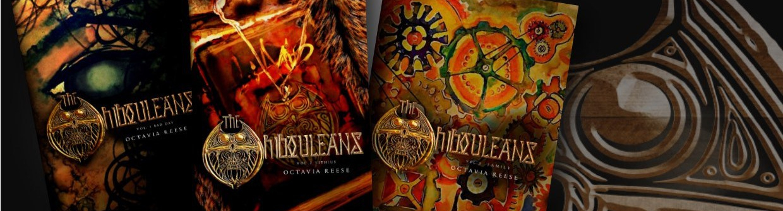 OCTAVIA REESE THE HIBOULEANS
