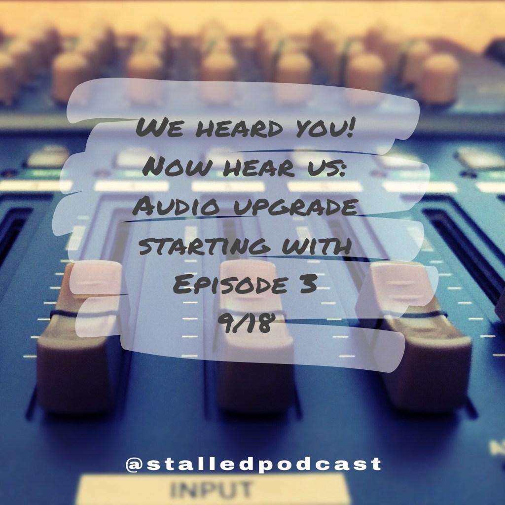 Stalled podcast Tavinda Media
