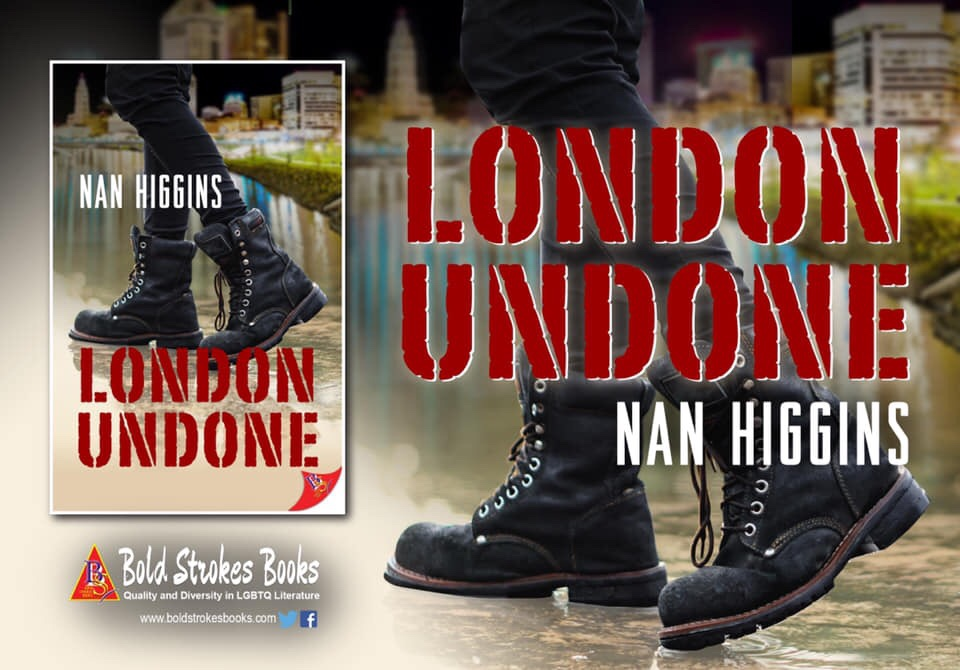 London Undone Nan Higgins