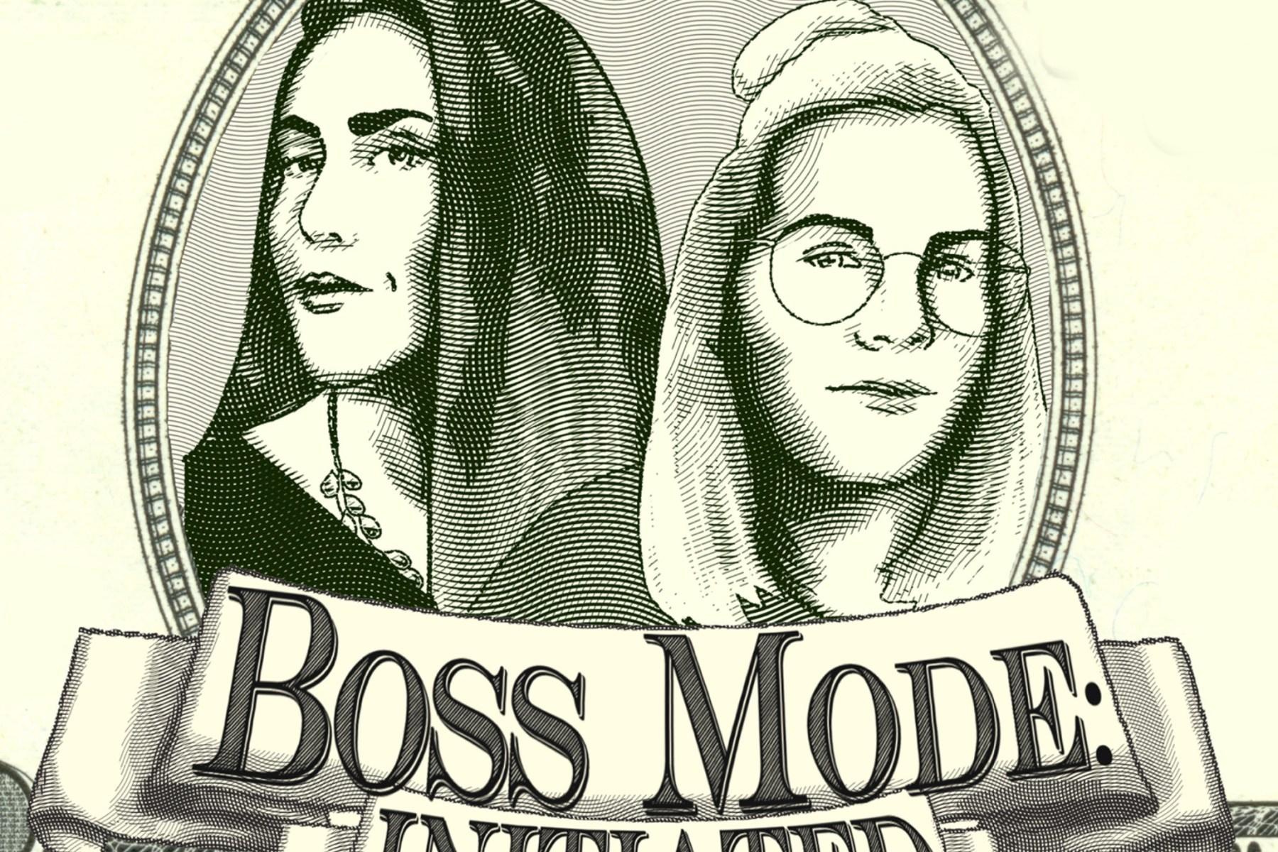 Boss Mode Tori Clark and Dana Galindo