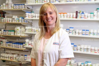 Tavistock Pharmacy's Kristy Adair has been a pharmacist for the past five years and became the manager in June of 2016.