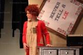 "Hickson Public School production: Hannah Van Boekel as ""Annie"""
