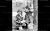 A TRIP DOWN MEMORY LANE Moments in Gazette History 33 years ago May 2, 1984: Brownies raise funds with cookie sales The Brownies of Tavistock were busy on Saturday going from door to door selling their cookies. They had an ideal day for it too and Jodi Smith (left) and Jill McKay had a good supply for their customers. The Brownies appreciate the response and would like to thank everyone who supported them.