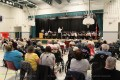 New Hamburg Band Concert at Tavistock Public School on Tuesday, June 6, 2017.