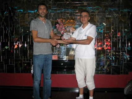Pasha Cup 2012