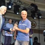 Championship 6th place Gültekin Uygur (Turkey).