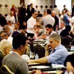 Time stops when you are playing backgammon.. Tavlanın zamanı dondurduğu bir an. Bu muhteşem fotoğraf ve diğerleri için Merit Casino 'ya teşekkürler.