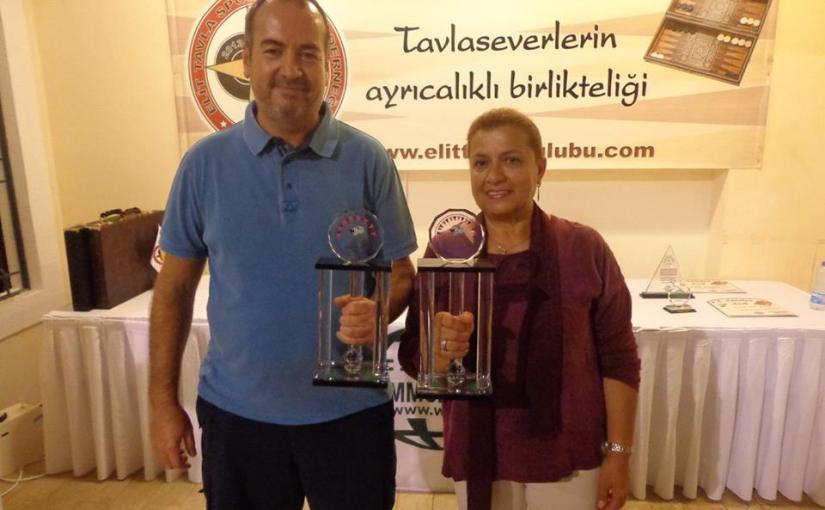 Nesrin Becerici: First Lady of Turkish Backgammon