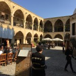 Great bazaar (Büyük Han) in Turkish side of Nicosia, the capital of Cyprus