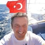 Şampiyonumuz Uğur İlhami Özden - Bu fotoğrafı çok seviyorum, mutlulukla deniz arasında bir ilişki olmalı