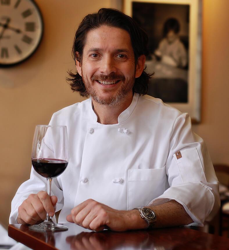 Chef Massimo Tenino