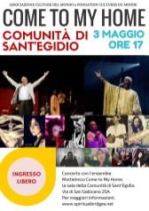 Evento Spiritual Bridges - Associazione culture del mondo
