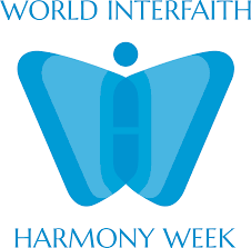 logo world interfaith h w